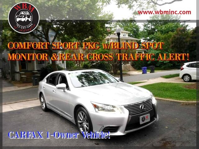 2013 Lexus LS 460 Luxury Arlington VA