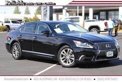 2013_Lexus_LS_460_ Roseville CA