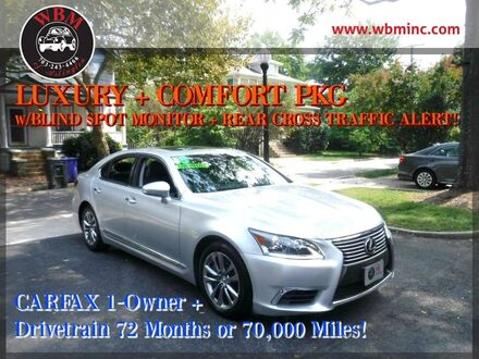 1 Used Lexus LS 460 Arlington Virginia