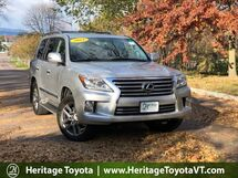 2013 Lexus LX 570  South Burlington VT