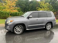 2013_Lexus_LX 570_4WD 4dr_ Cary NC