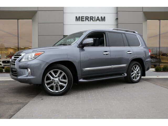 2013 Lexus LX 570 Luxury Package Merriam KS