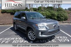 2013_Lexus_LX570 w/Luxury Package__ Marietta GA