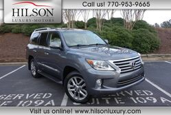 Lexus LX570 w/Luxury Package  2013
