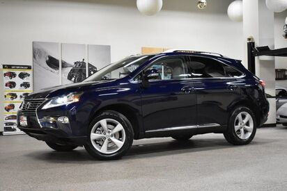 2013_Lexus_RX 350__ Boston MA