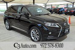 2013_Lexus_RX 350__ Plano TX