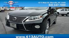 2013_Lexus_RX 350_AWD_ Ulster County NY