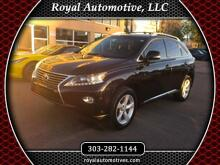 2013_Lexus_RX 350_AWD_ Englewood CO