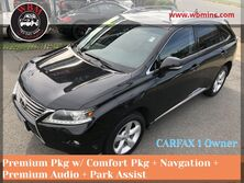 Lexus RX 350 AWD w/ Premium Package 2013