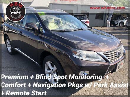 2013_Lexus_RX 350_AWD w/ Premium Package_ Arlington VA