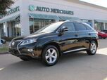 2013 Lexus RX 350 AWD*B;UETOOTH CONNECTION,PARKING AID,HEATED & COOLED FRONT SEATS!