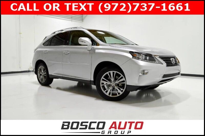 2013 Lexus RX 350 Base Flower Mound TX