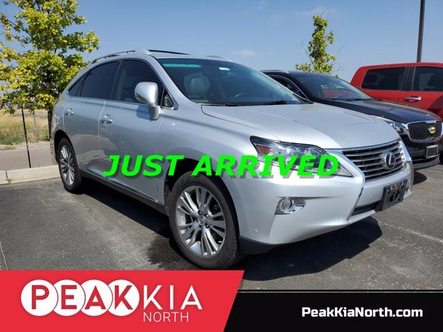 2013 Lexus RX 350 Base Windsor CO