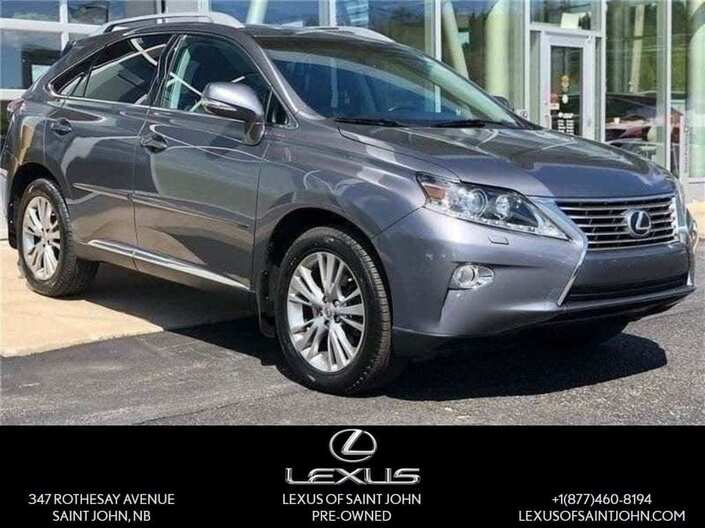 2013 Lexus RX 350 LEATHER AND NAV Saint John NB