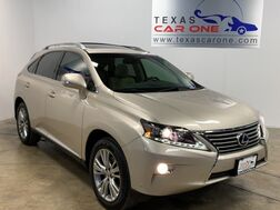 2013_Lexus_RX 350_PREMIUM PACKAGE INTUITIVE PARKING ASSIST SUNROOF LEATHER SEATS_ Addison TX