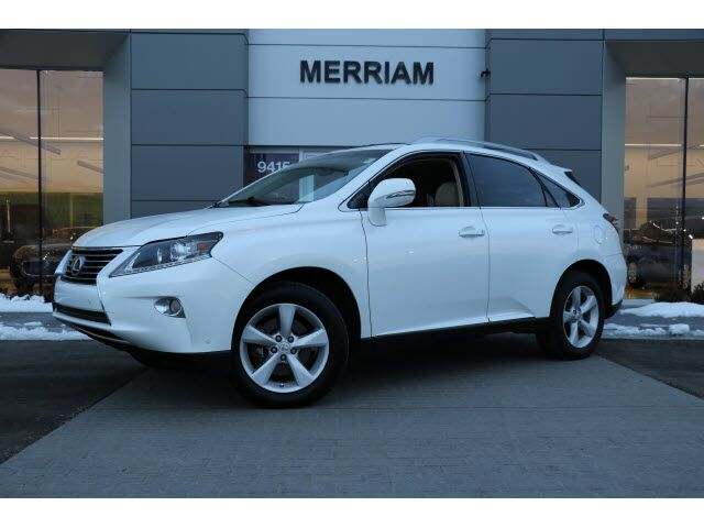2013 Lexus RX 350 Premium Package with Navigation Merriam KS