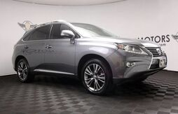 2013_Lexus_RX 450h_AWD Blind Spot,Navigation,Camera,Ac/Heated Seats_ Houston TX