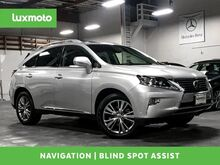 2013_Lexus_RX 450h_Hybrid AWD Nav Blind Spot Assist Back-Up Cam_ Portland OR