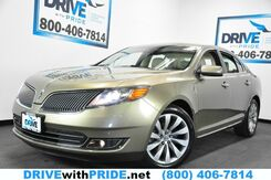 2013_Lincoln_MKS_15K 1 OWN FACT WRNTY REMOTE START PARKING SENSORS AC SEATS 19S_ Houston TX