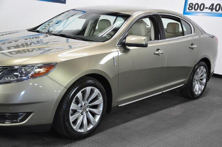 2013 Lincoln MKS 15K 1 OWN FACT WRNTY REMOTE START PARKING SENSORS AC SEATS 19S Houston TX