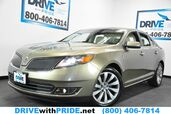 2013 Lincoln MKS 15K 1 OWN FACT WRNTY REMOTE START PARKING SENSORS AC SEATS 19S