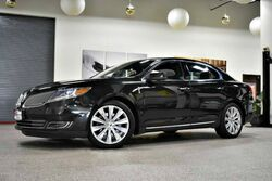 Lincoln MKS AWD EcoBoost 2013