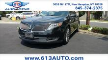 2013_Lincoln_MKS_AWD_ Ulster County NY