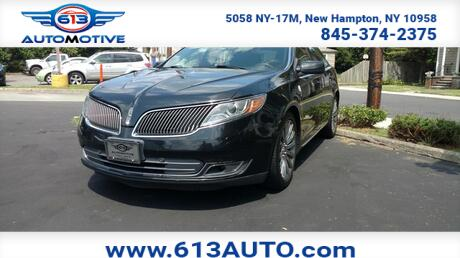 2013 Lincoln MKS AWD Ulster County NY