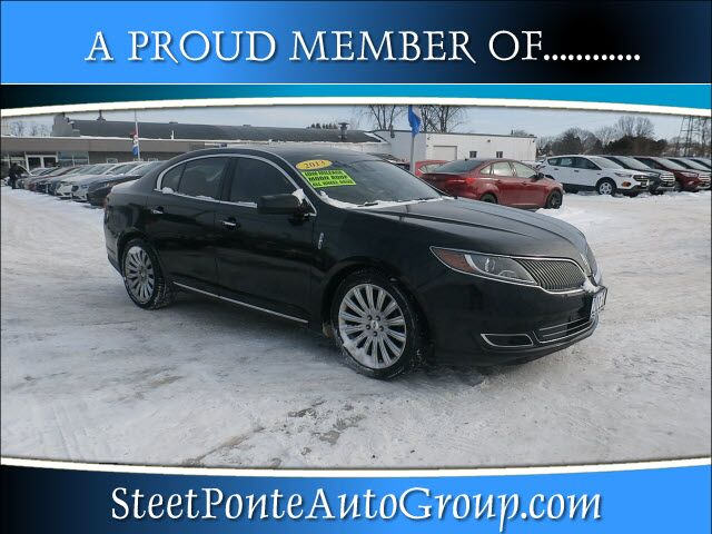 2013 Lincoln MKS Base Yorkville NY