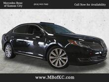 2013_Lincoln_MKS_EcoBoost_ Kansas City MO