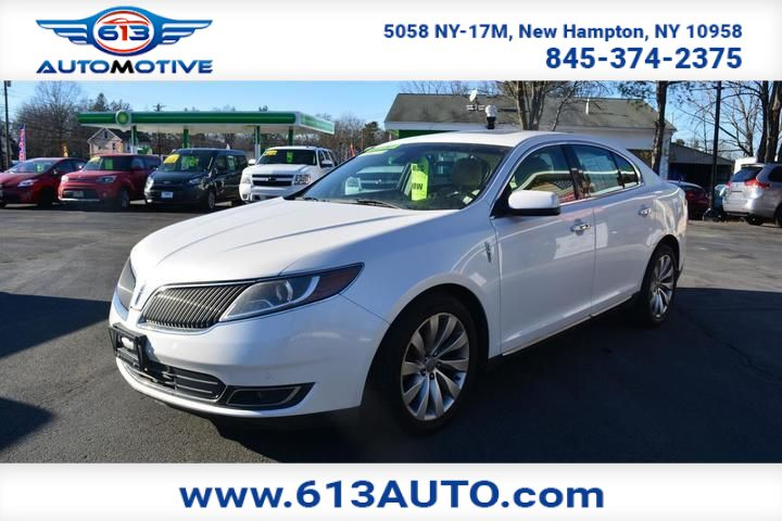 2013 Lincoln MKS FWD Ulster County NY