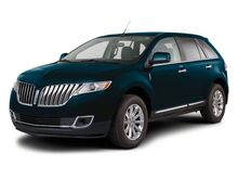 2013_Lincoln_MKX__ Belleview FL