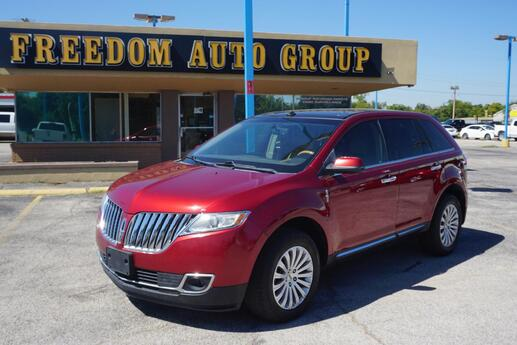 2013 Lincoln MKX  Dallas TX