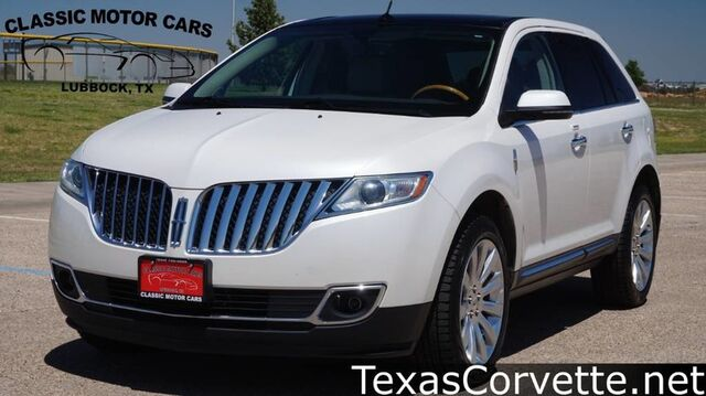 2013 Lincoln MKX  Lubbock TX