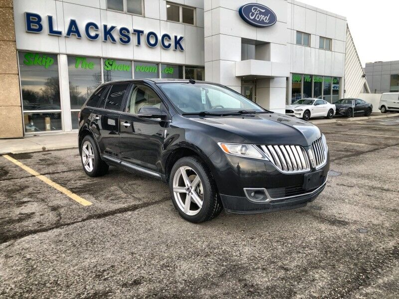 2013 Lincoln MKX Mono ON