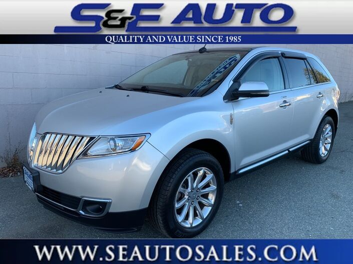 2013 Lincoln MKX  Weymouth MA