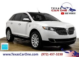 2013_Lincoln_MKX_AWD PANORAMA LEATHER HEATED AND COOLED SEATS REAR CAMERA BLUETOOTH_ Carrollton TX