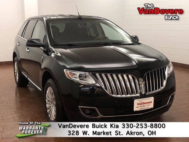 2013 Lincoln MKX Base Akron OH