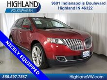 2013_Lincoln_MKX_Base_ Highland IN