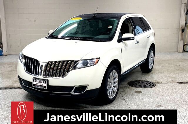 2013 Lincoln MKX Base Janesville WI