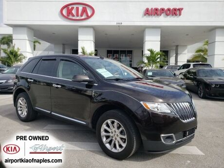 2013 Lincoln MKX Base Naples FL