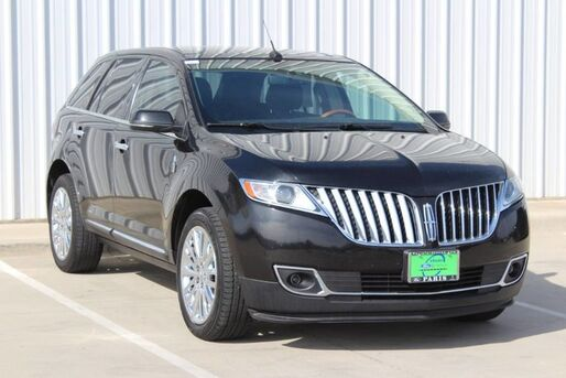2013_Lincoln_MKX_FWD_ Longview TX
