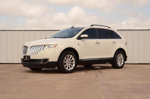 2013 Lincoln MKX FWD Terrell TX