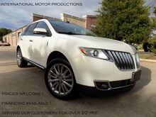 2013_Lincoln_MKX_Panoramic Roof Navigation_ Carrollton TX