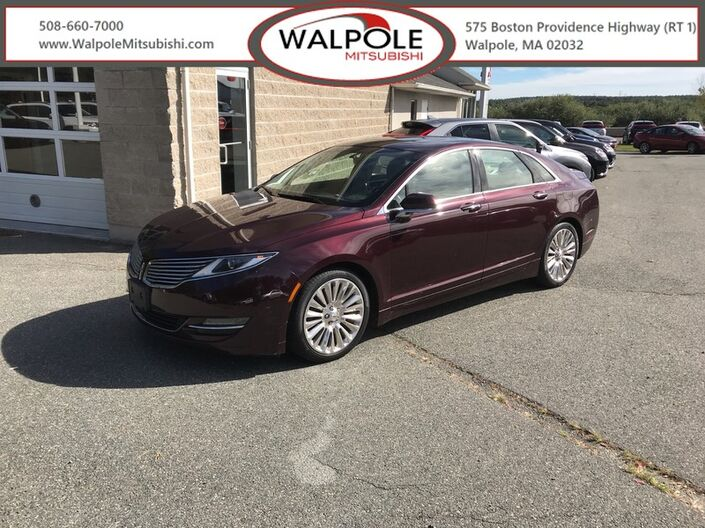 2013 Lincoln MKZ  Weymouth MA
