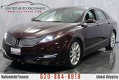 2013 Lincoln MKZ 2013 Lincoln MKZ 3.7L V6 Engine AWD w/ Navigation, Bluetooth Wireless Tech, Sunroof, Heated & Ventilated Leather Seats, USB/AUX/SD Card Support