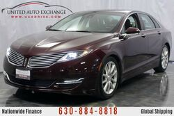 Lincoln MKZ 2013 Lincoln MKZ 3.7L V6 Engine AWD w/ Navigation, Bluetooth Wireless Tech, Sunroof, Heated & Ventilated Leather Seats, USB/AUX/SD Card Support Addison IL