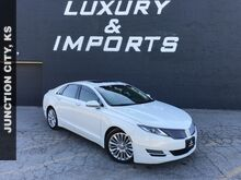 2013_Lincoln_MKZ_Base_ Leavenworth KS