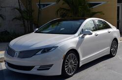 2013_Lincoln_MKZ_Base_ Miami FL