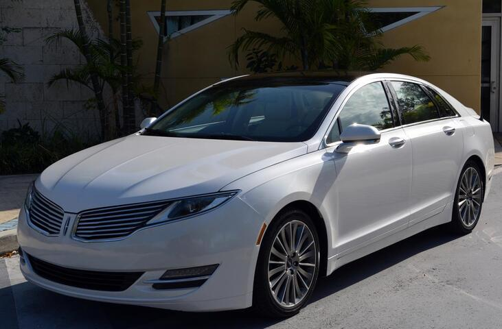 2013 Lincoln MKZ Base Miami FL
